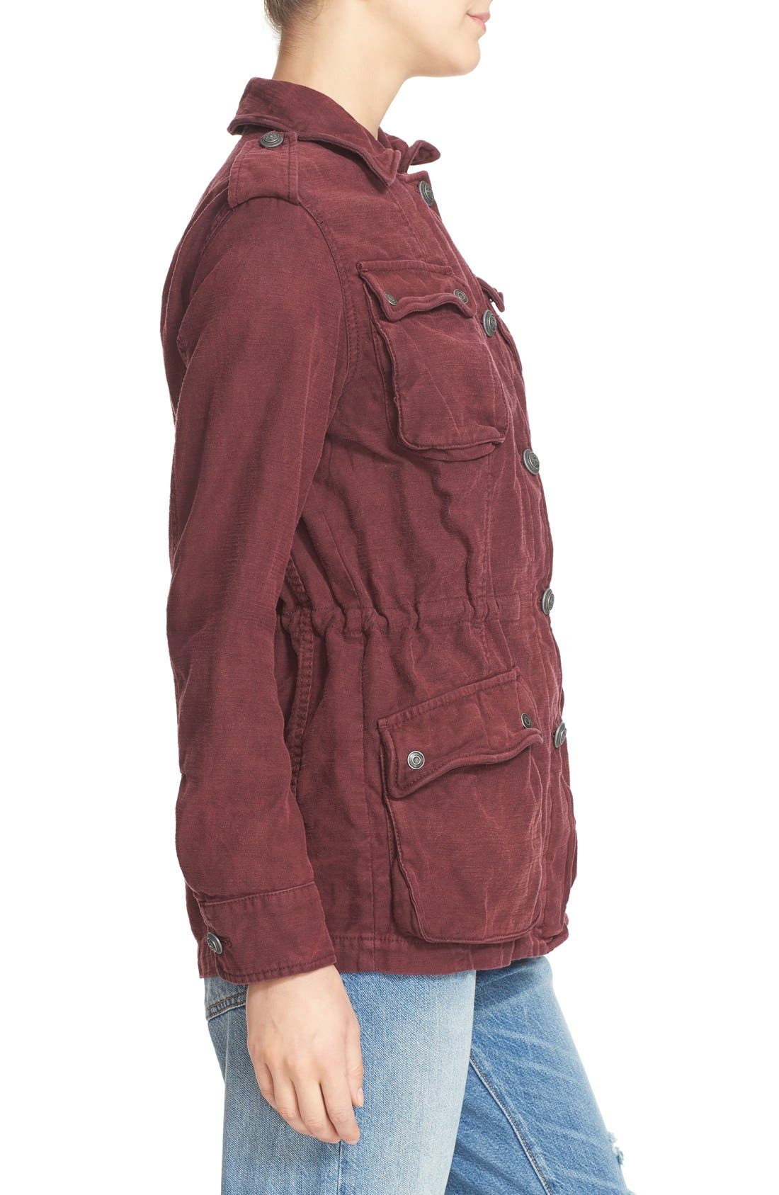 ,                             'Not Your Brother's' Utility Jacket,                             Alternate thumbnail 34, color,                             935