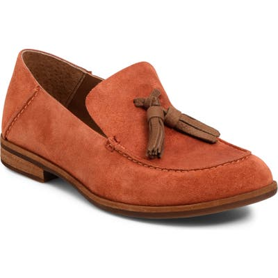 Kork-Ease Tinga Loafer- Orange