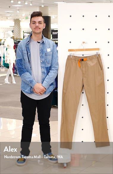 Organic Cotton Twill Pants, sales video thumbnail