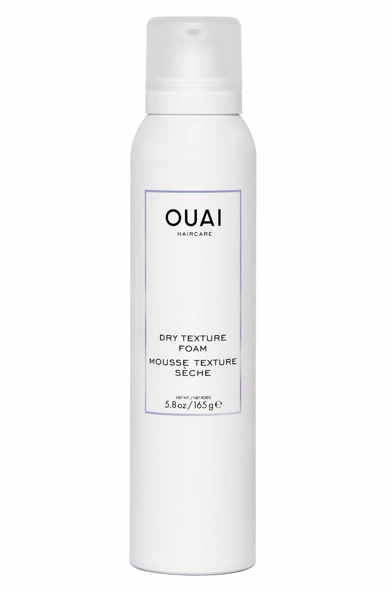 OUAI Dry Texture Foam, Main, color, NO COLOR