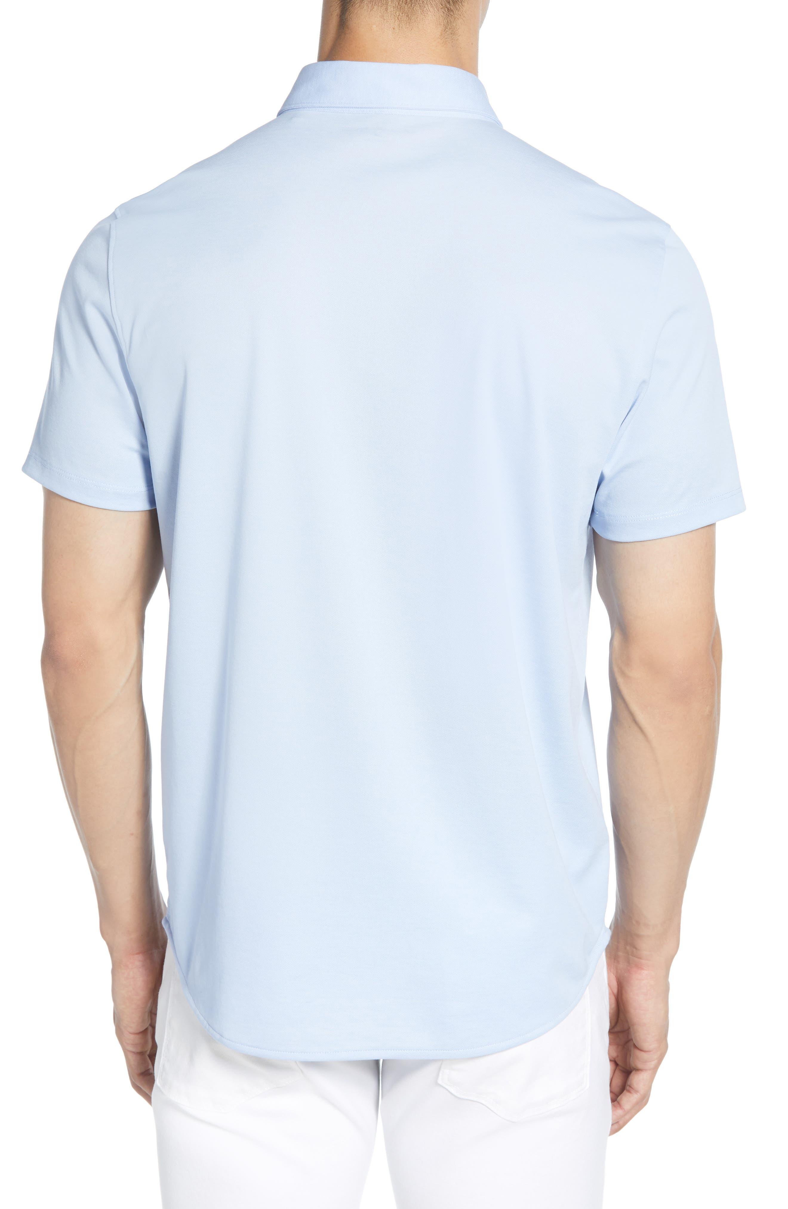 ,                             Caruth Regular Fit Short Sleeve Sport Shirt,                             Alternate thumbnail 31, color,                             450
