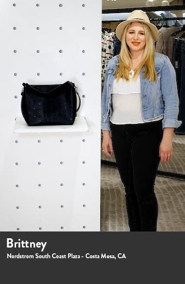 Klara Monogram Leather Hobo, sales video thumbnail
