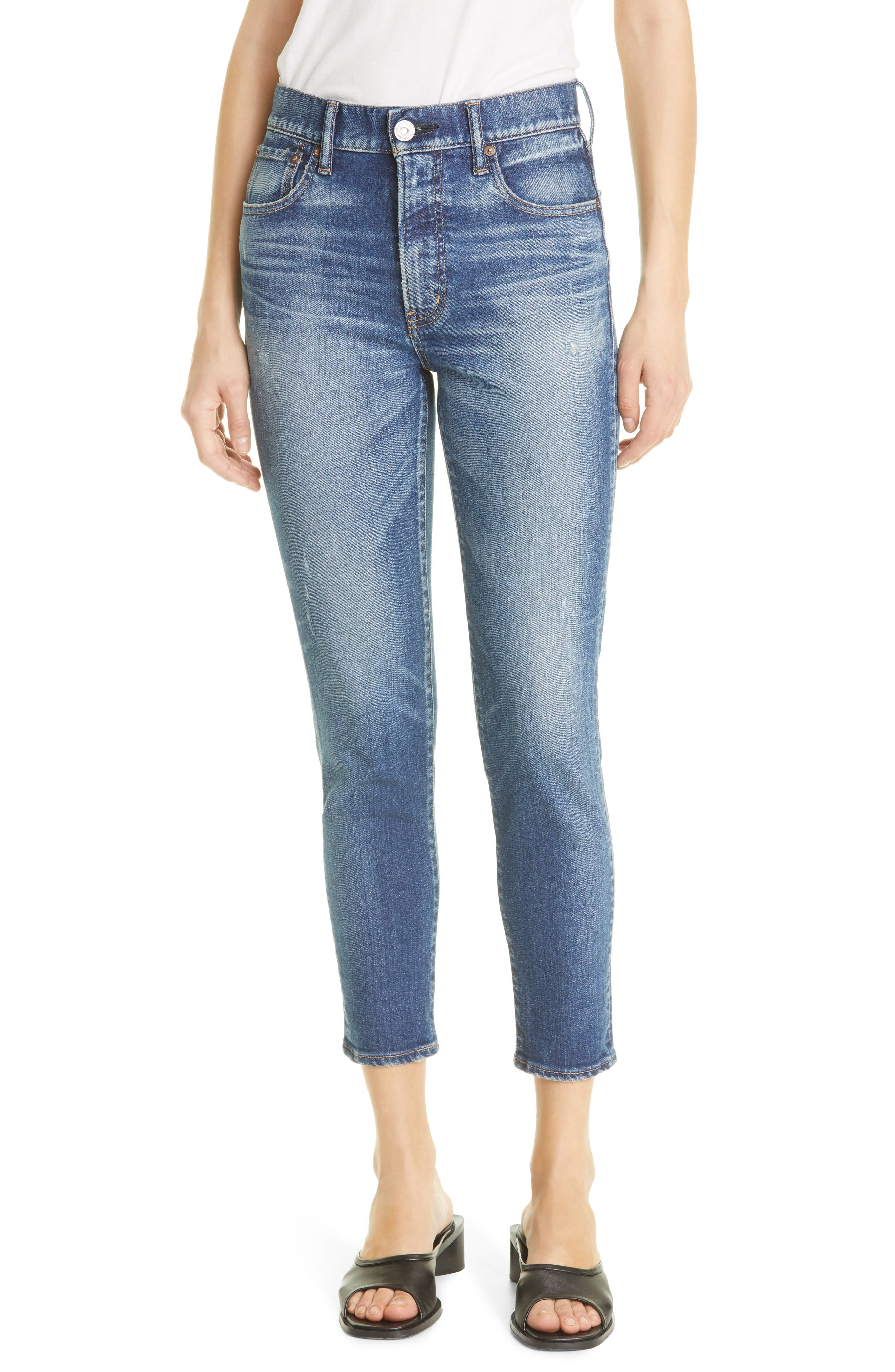 Tamworth High Waist Skinny Jeans