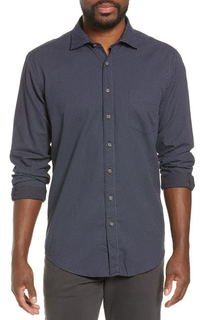 Image of RODD AND GUNN Blackstone Regular Fit Sport Shirt