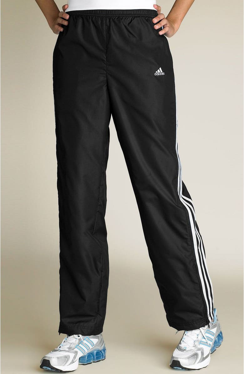 ADIDAS Mesh Lined Wind Pants, Main, color, BWH