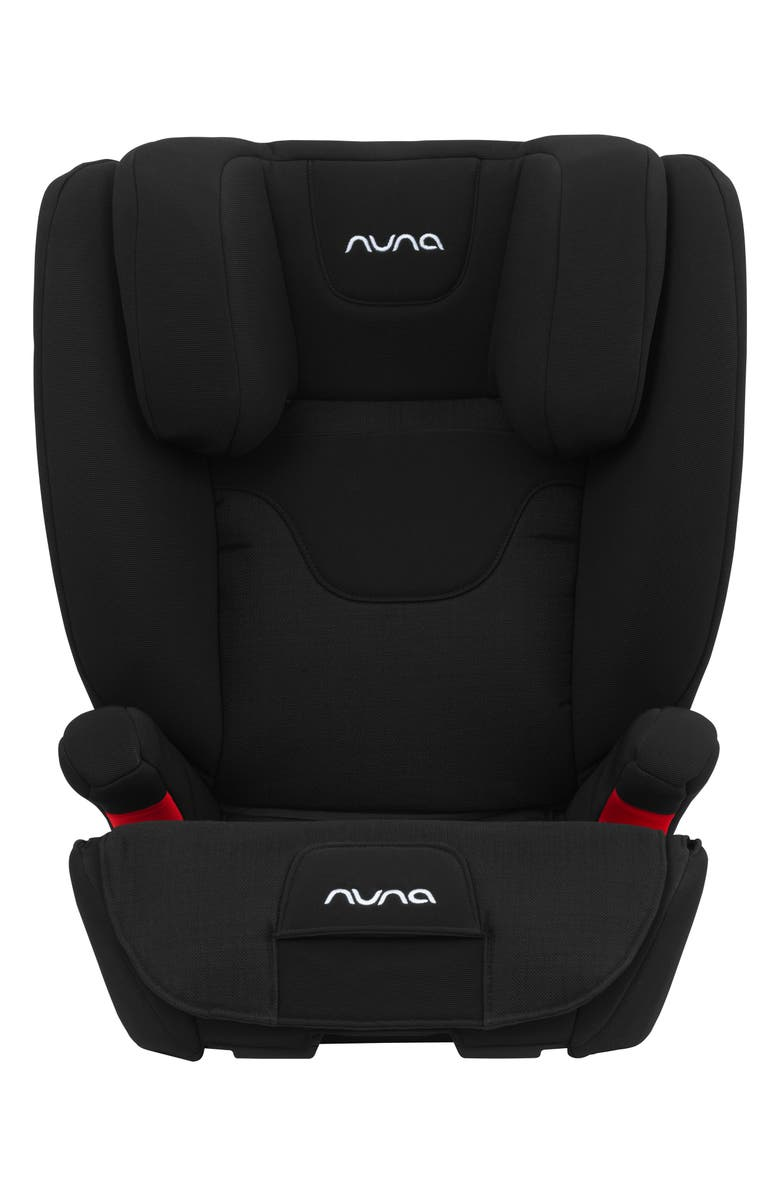 NUNA AACE<sup>™</sup> Booster Car Seat, Main, color, CAVIAR