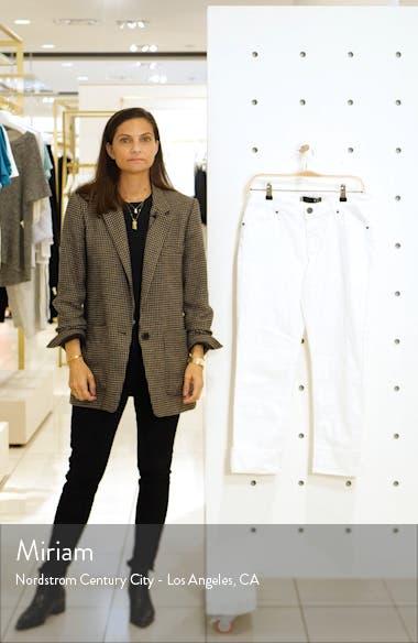Catherine Wide Cuff Crop Boyfriend Jeans, sales video thumbnail