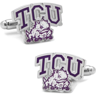 Cufflinks, Inc. Tcu Horned Frogs Cuff Links