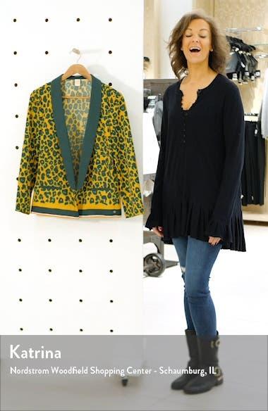 Leopard Print Pajama Blazer, sales video thumbnail