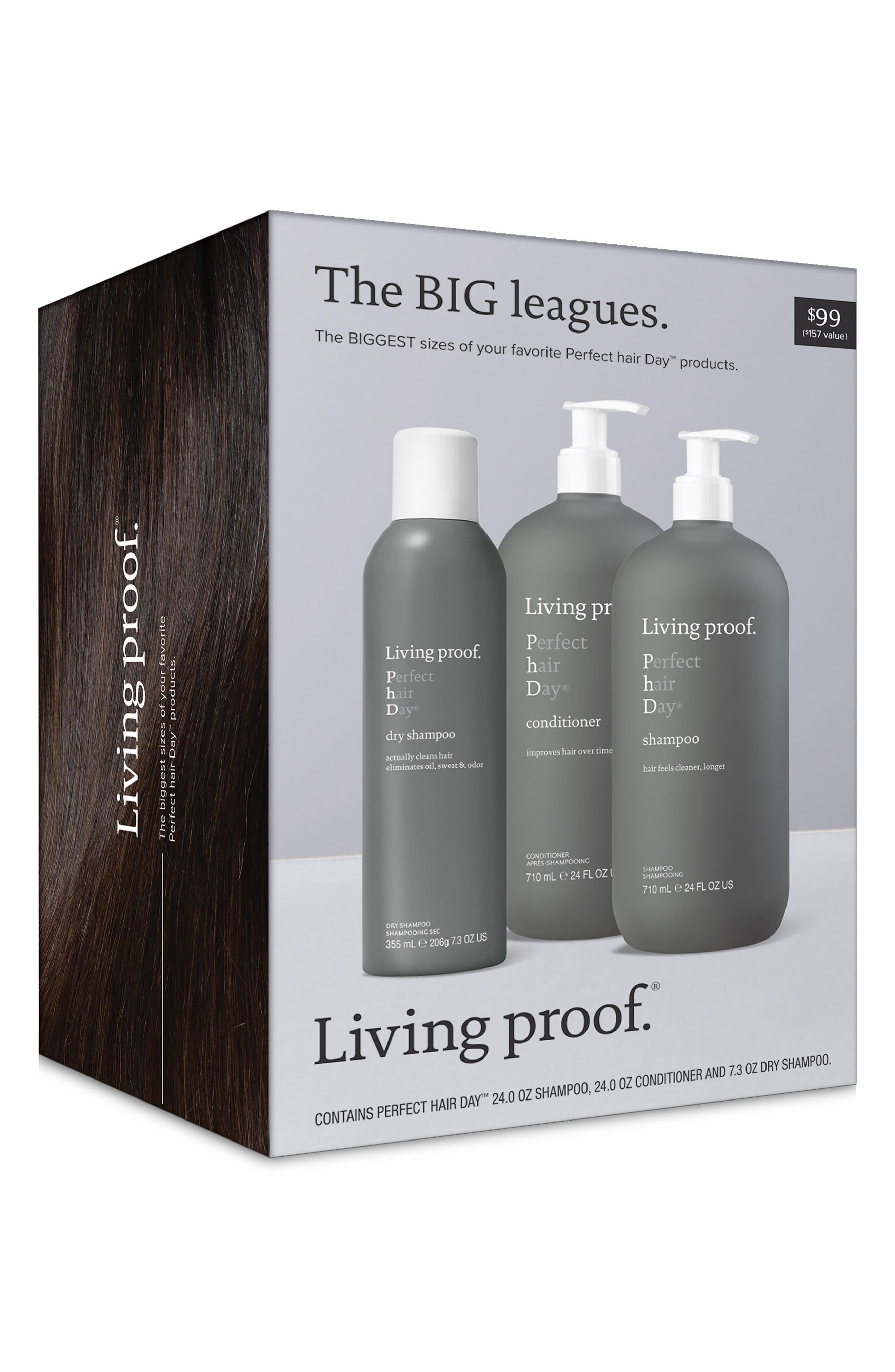Living Proof Jumbo Perfect Hair Day(TM) Set-$157 Value