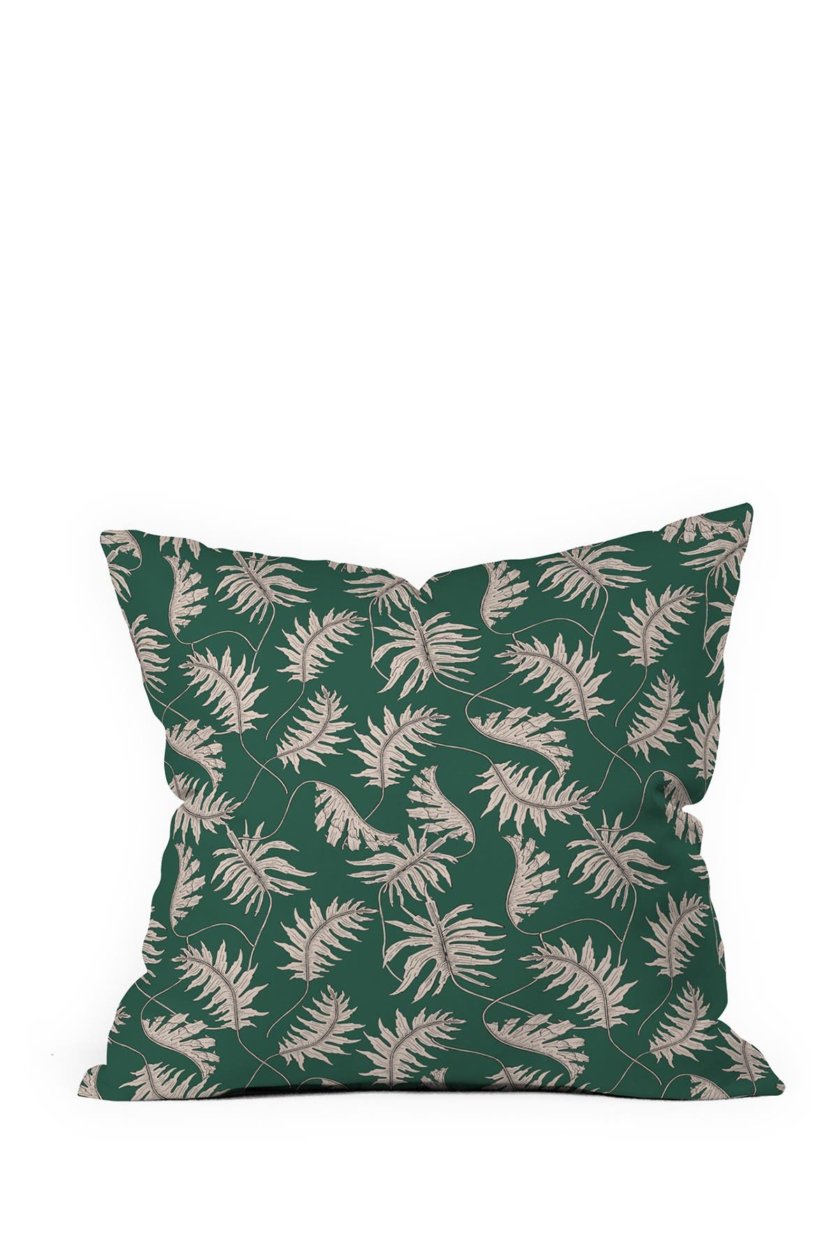 Deny Designs Holli Zollinger Urban Jungle Palm Throw Pillow Nordstrom Rack