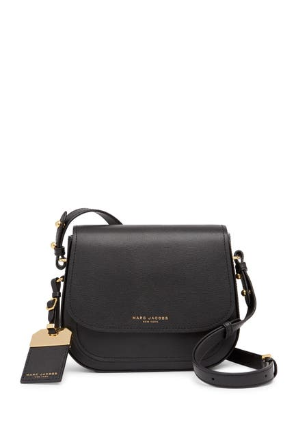 Image of Marc Jacobs Mini Rider Leather Crossbody Bag