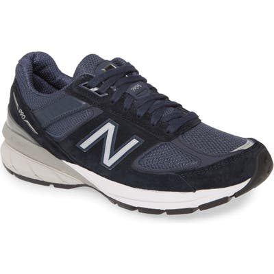 New Balance 990V5 Sneaker B - Blue