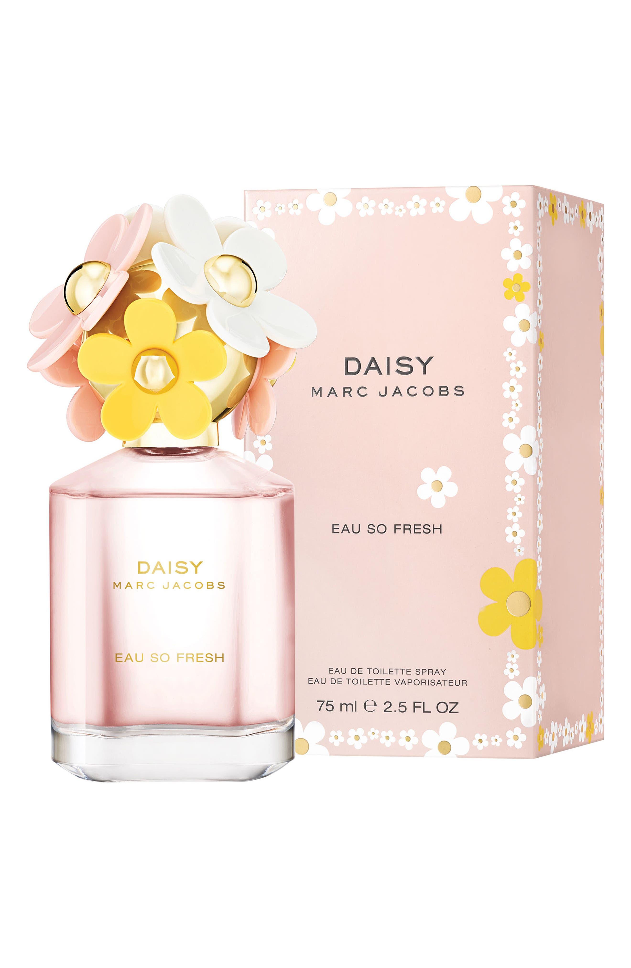 ,                             Daisy Eau So Fresh Eau de Toilette,                             Alternate thumbnail 3, color,                             NO COLOR