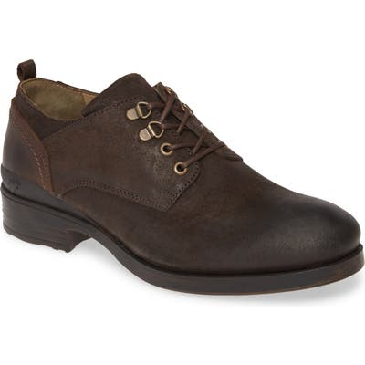 Fly London Derby, Brown