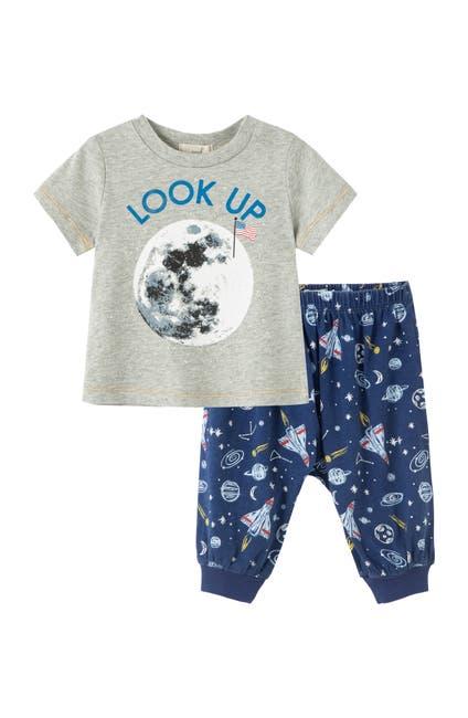 Image of Peek Essentials Space Adventures Shirt & Pants Set