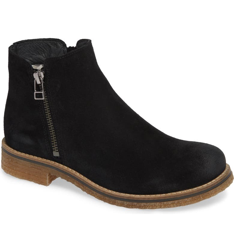 BOS. & CO. Buss Ankle Boot, Main, color, 001