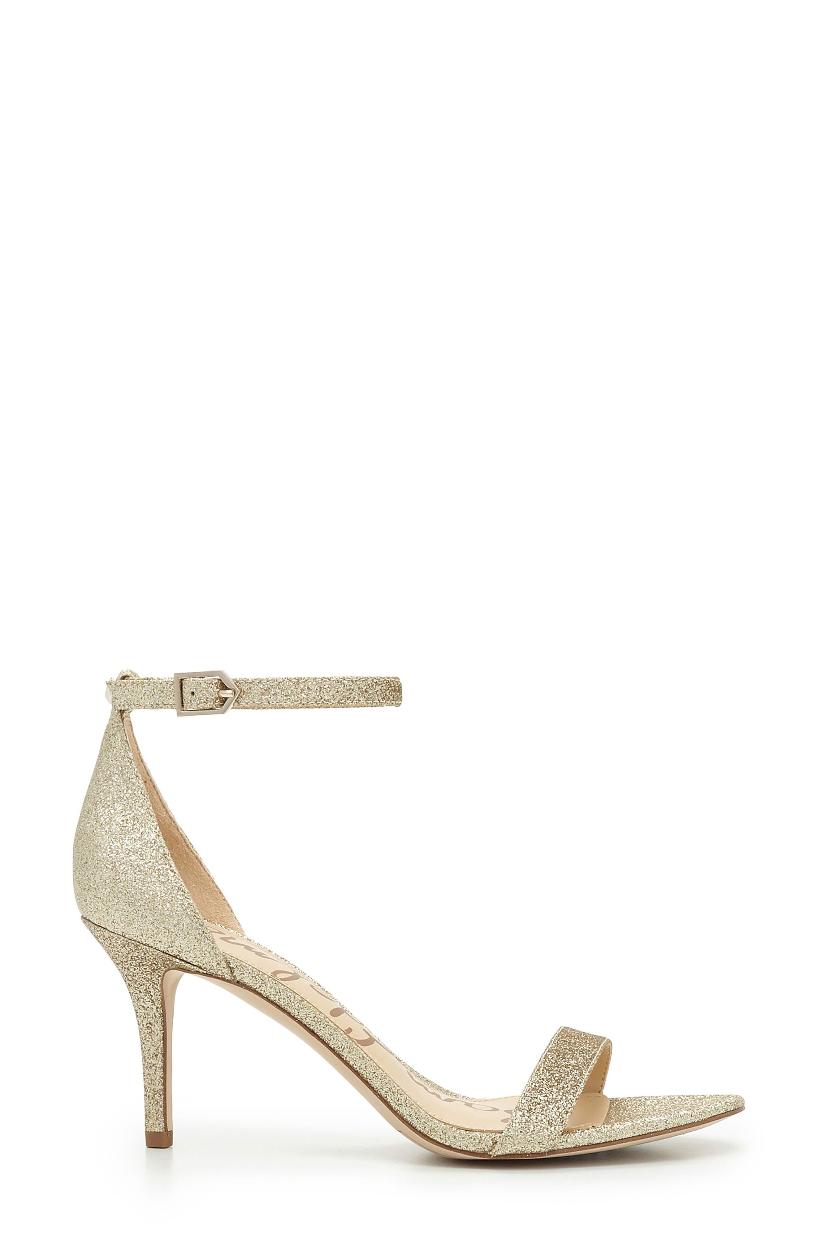 ,                             'Patti' Ankle Strap Sandal,                             Alternate thumbnail 130, color,                             712