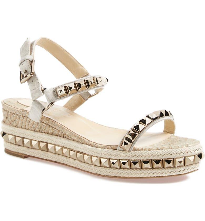 online retailer 9aaa2 f1cd2 'Cataclou' Espadrille Platform Sandal
