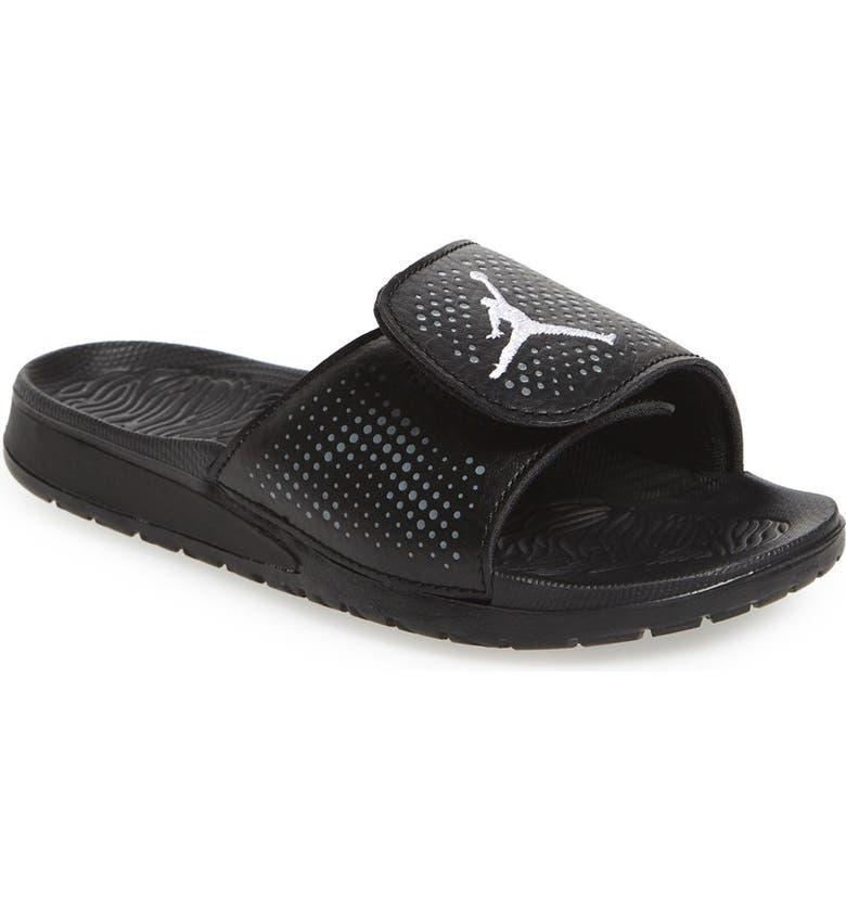 big sale 04fc1 19e21 Nike 'Jordan Hydro 5' Slide Sandal