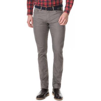 Rodd & Gunn Craigavon Straight Leg Jeans, Brown