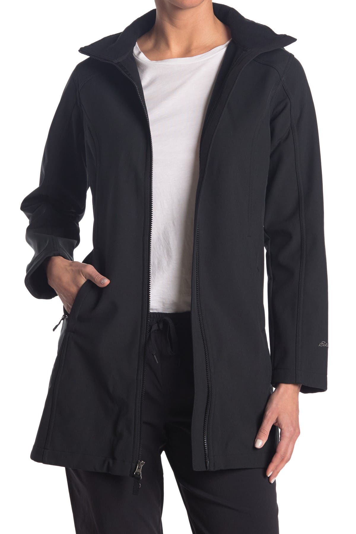 Image of Eddie Bauer Windfoil Elite Trench Coat