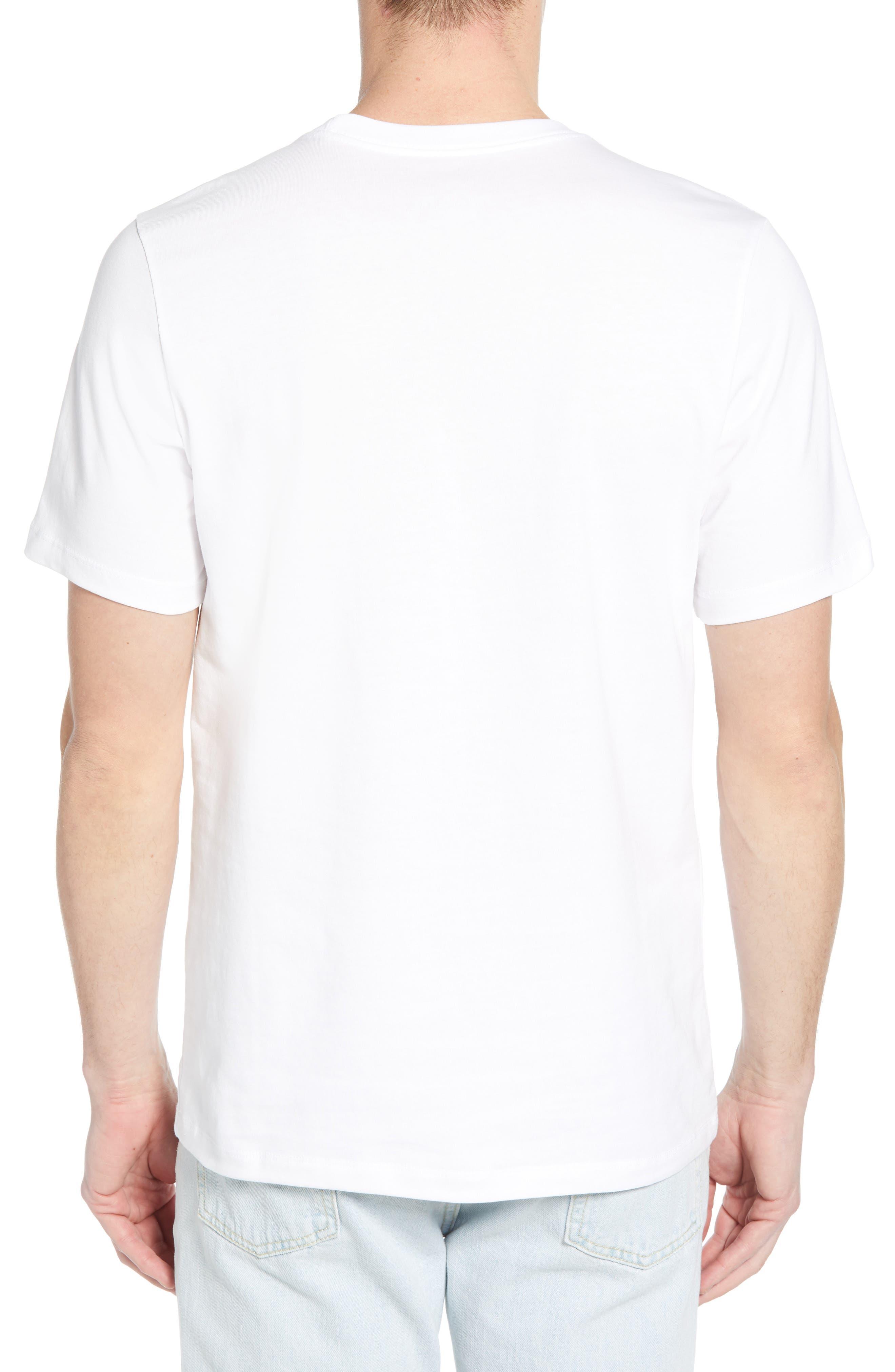 ,                             NSW Mini Futura 3 T-Shirt,                             Alternate thumbnail 2, color,                             WHITE