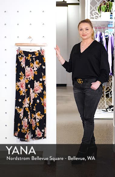 Wandering Soul Wide Leg Pants, sales video thumbnail