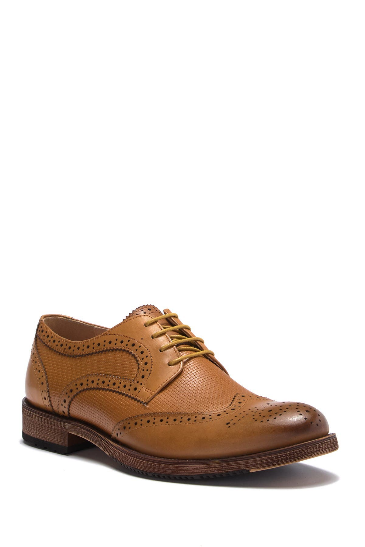 Image of English Laundry Sailbury Leather Derby