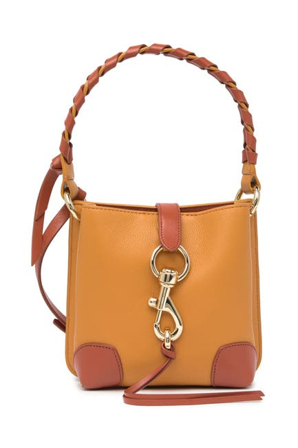 Image of Rebecca Minkoff Megan Whipstitch Small Feed Bag