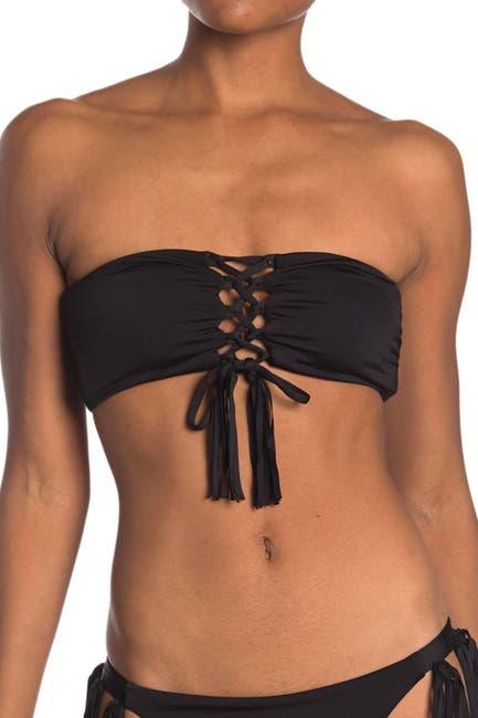 Image of The Bikini Lab Sustainable Bandeau Bikini Top