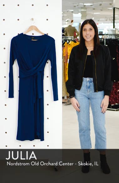 Wrap Detail Dress, sales video thumbnail