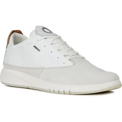 Geox Aerantis 2 Sneaker, White