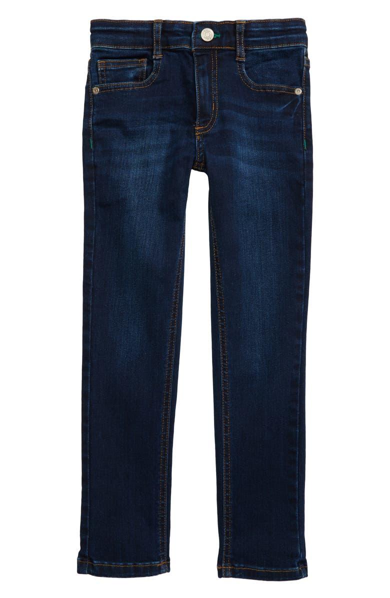 MINI BODEN Adventure Flex Skinny Jeans, Main, color, 406