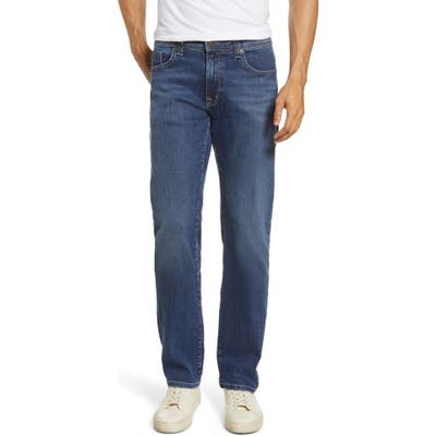 Fidelity Denim Jimmy Slim Straight Leg Jeans, Blue