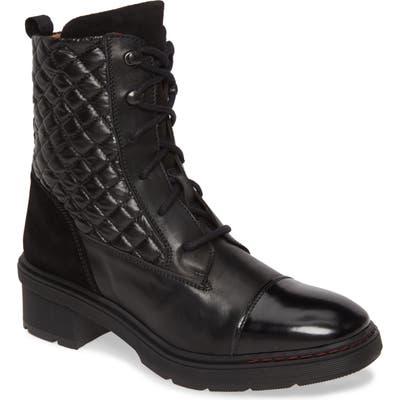 Hispanitas Vista Lace-Up Boot - Black