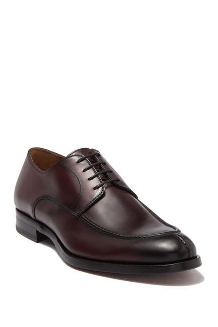 Image of Antonio Maurizi Leather Apron Toe Derby