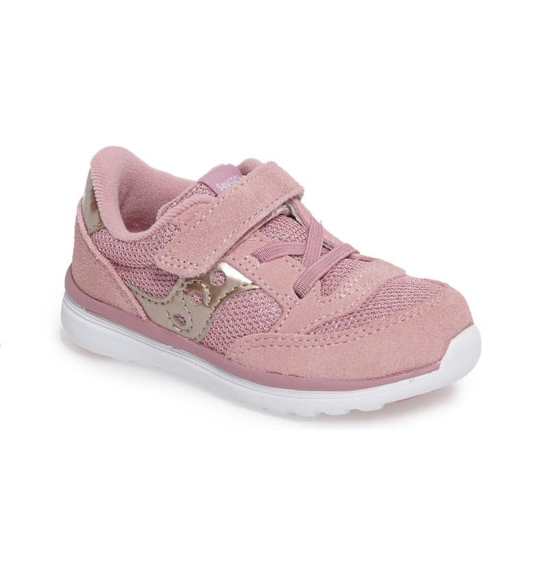 SAUCONY Jazz Lite Sneaker, Main, color, BLUSH METALLIC