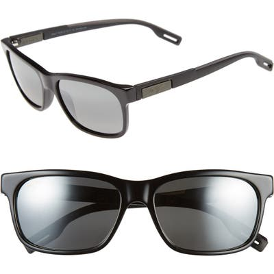 Maui Jim Eh Brah 55Mm Polarizedplus2 Sunglasses -