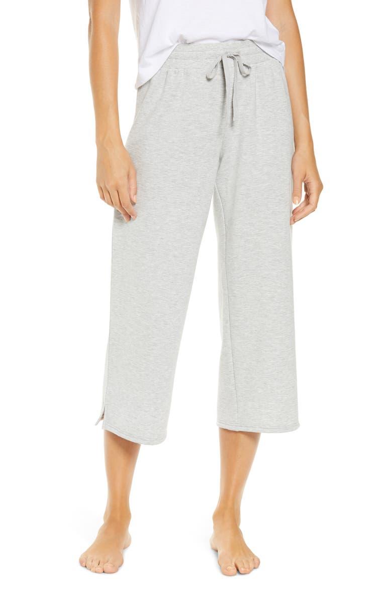 BP. All Weekend Crop Pants, Main, color, GREY PEARL HEATHER