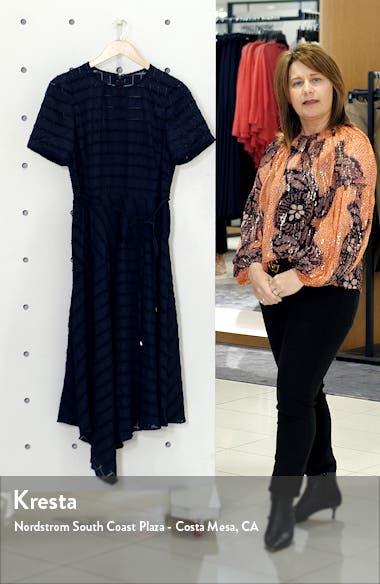 Box Textured Dress, sales video thumbnail
