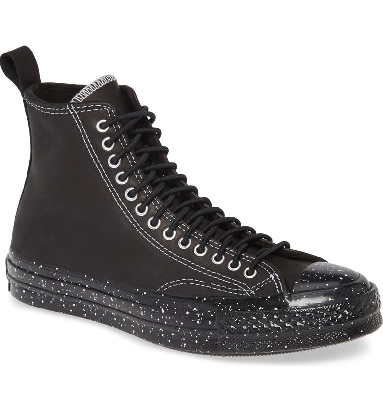 CONVERSE Chuck Taylor<sup>®</sup> All Star<sup>®</sup> CT 70 High Top Sneaker, Main, color, 001