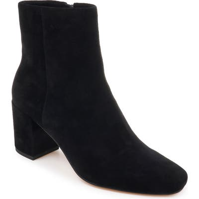 Splendid Heather Bootie- Black