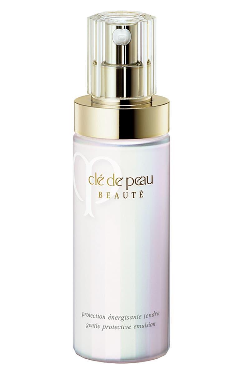 CLÉ DE PEAU BEAUTÉ Gentle Protective Emulsion SPF 22 PA+++, Main, color, 000