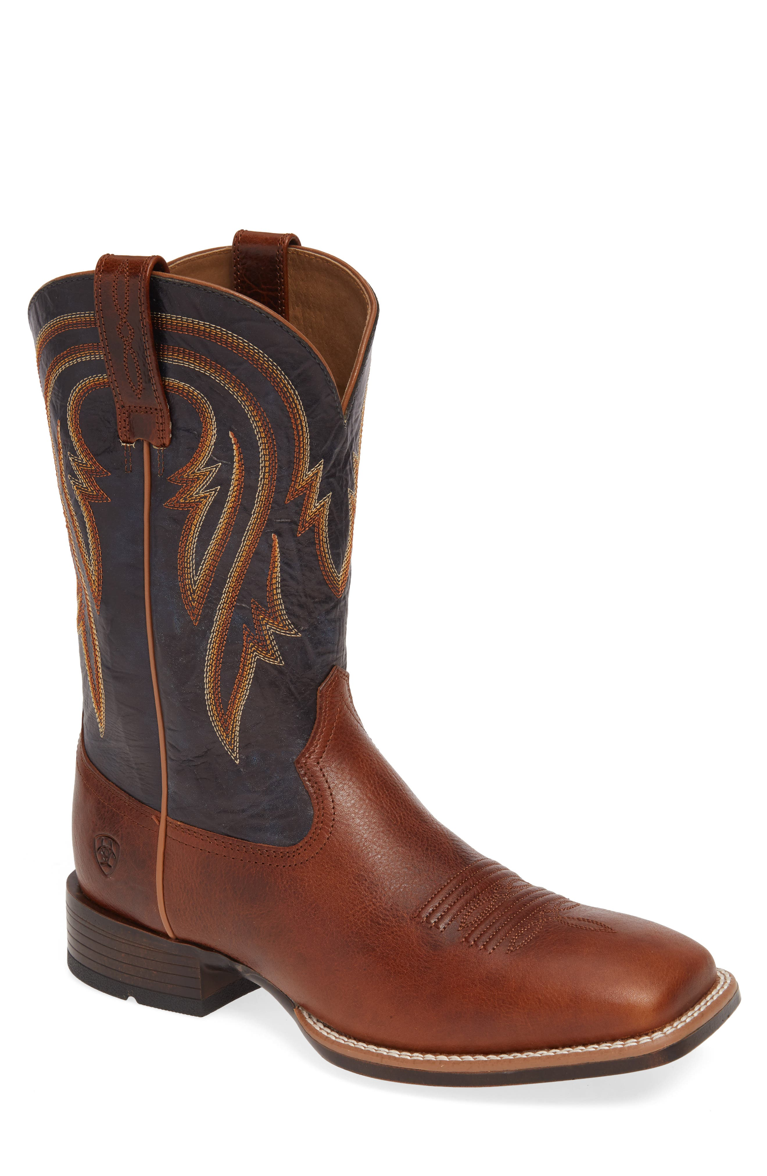 Ariat Plano Cowboy Boot- Brown