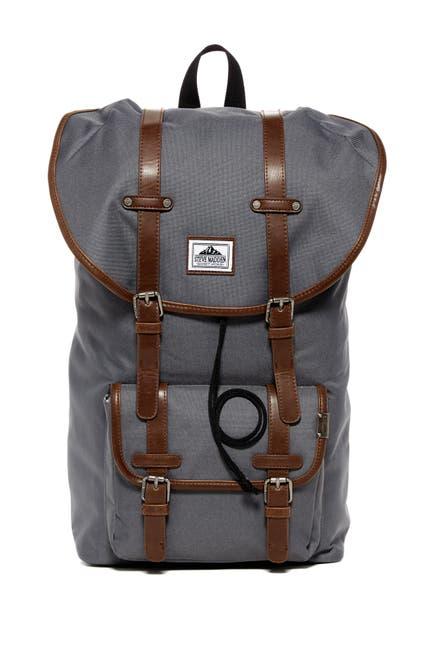 Image of Steve Madden Solid Utility Backpack