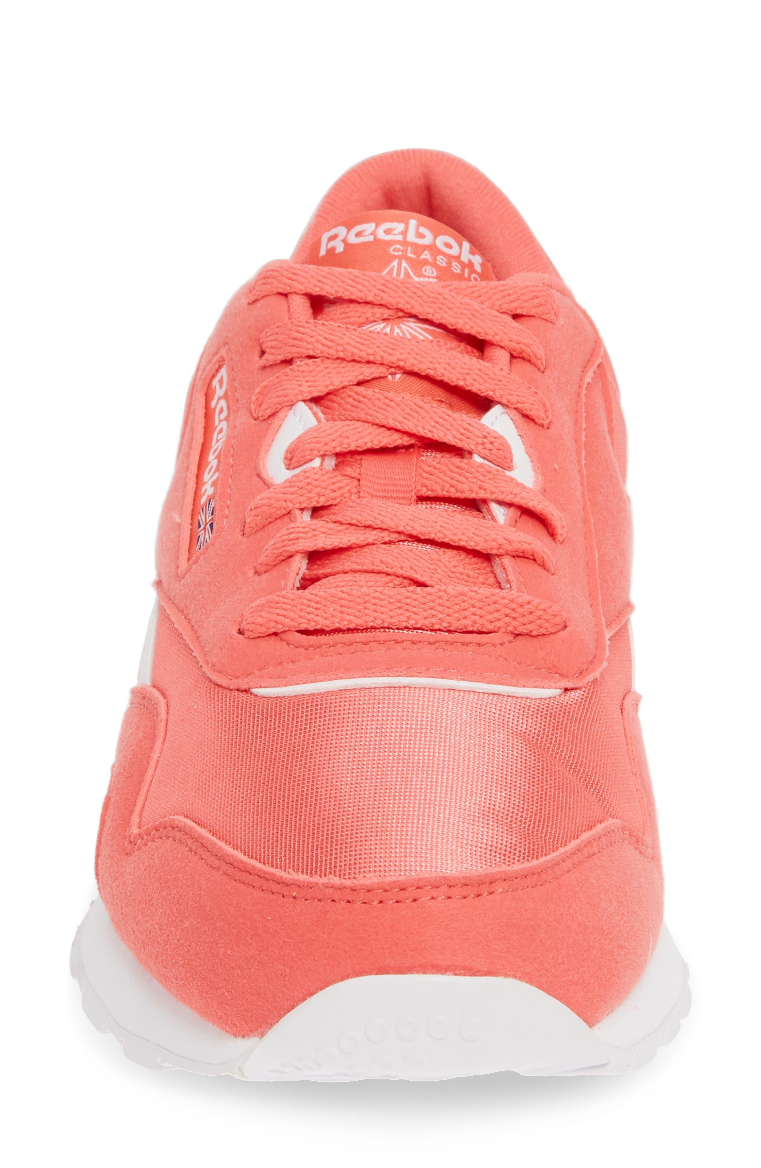 ,                             Classic Nylon Sneaker,                             Alternate thumbnail 18, color,                             600