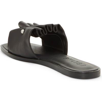 1.state Fann Sandal- Black