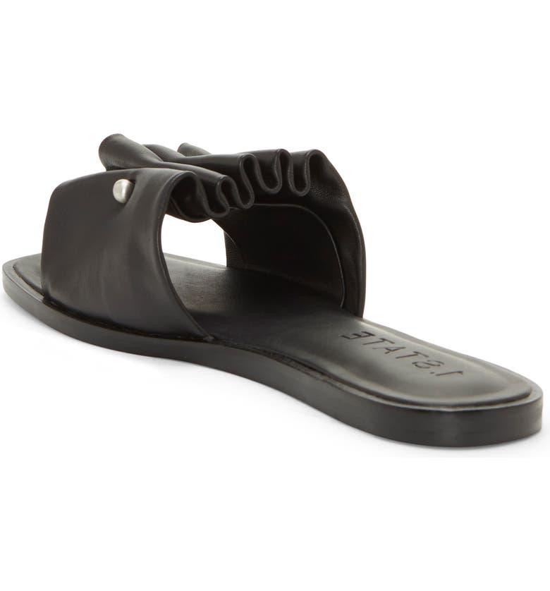 1.STATE Fann Sandal, Main, color, BLACK LEATHER