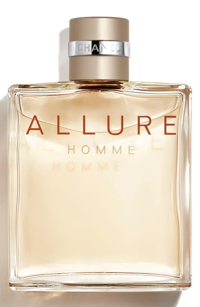 CHANEL ALLURE HOMME Eau de Toilette Spray, Main, color, NO COLOR